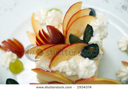 Cooking apple desserts