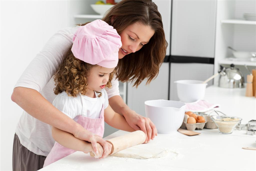 Finding 'simple to follow' cook books for kids