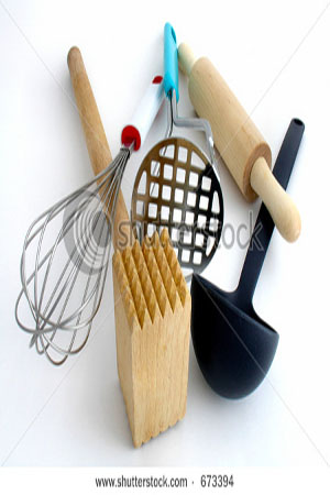 Cooking Utensils Combo